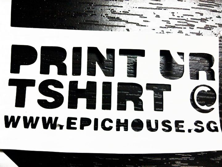 Print Your Tshirt @ Epichouse!