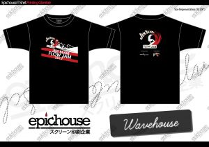 Wavehouse Sentosa Flow Jam 2012 T-Shirt